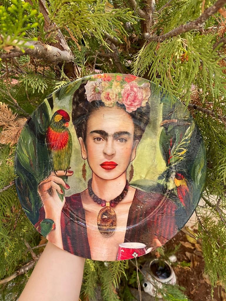 Frida Dekoratif Tabak